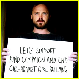 You Could Dine with Aaron Paul, Nina Dobrev, & More in Support of the Kind Campaign!
