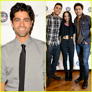 Adrian Grenier Pitches New Movie About a Whale at Sundance