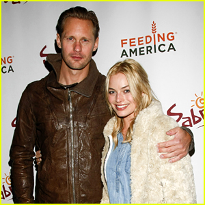 Alexander Skarsgard & Margot Robbie Romance Rumors Heat Up Sundance