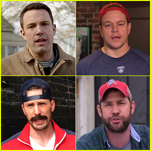 Ben Affleck & Matt Damon Take Responsibility for Deflate-Gate!