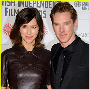 Benedict Cumberbatch Confirms Fiancee Sophie Hunter is Pregnant!