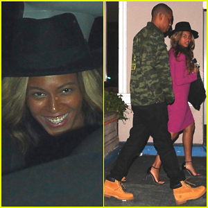 Beyonce & Jay-Z Step Out for Low Key Dinner in WeHo Amid Pregnancy Rumors!