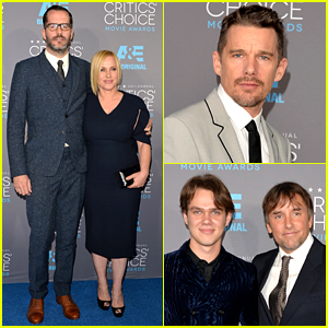 'Boyhood' Kicks Off Critics' Choice Awards 2015 With a Win!