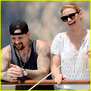 Cameron Diaz & Benji Madden Release Statement Confirming Wedding!