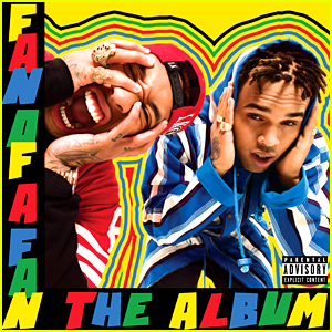 Chris Brown & Tyga's 'Fan of a Fan' Album Artwork Revealed!