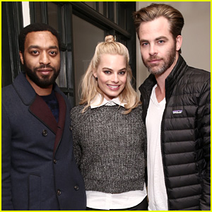 Chris Pine & Margot Robbie Bring 'Z for Zachariah' to Sundance!
