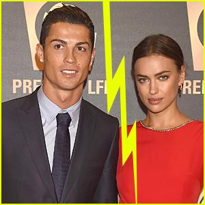 Cristiano Ronaldo & Irina Shayk Split After 5 Years of Dating