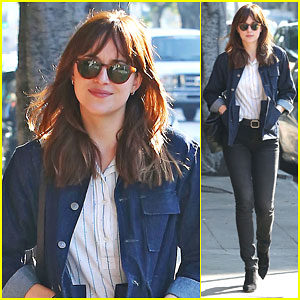 Dakota Johnson Gets Cheeky with a PA in New 'Vogue' Short - Watch Here!