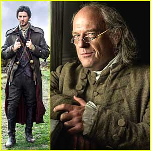 Ben Barnes & Dean Norris: See All The 'Sons Of Liberty' Stills Here!
