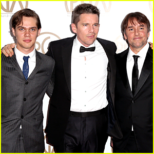 Ellar Coltrane & Ethan Hawke Are 'Boyhood' Father-Son Duo at PGA Awards 2015