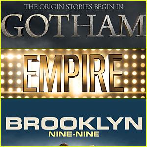 'Gotham,' 'Empire,' & 'Brooklyn Nine-Nine' Renewed By Fox