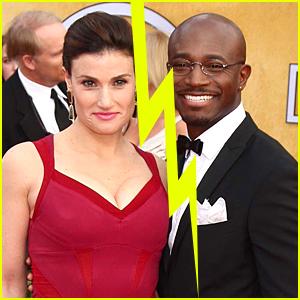 Idina Menzel & Taye Diggs Finalize Divorce