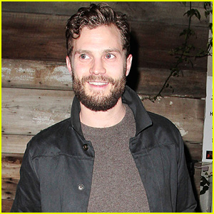 Jamie Dornan Reveals Photo He Has Hanging Over His Bathtub
