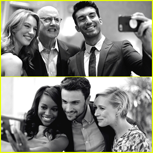 'Jane The Virgin' & 'How To Get Away With Murder' Casts Snap Selfies Inside The AFI Awards 2015