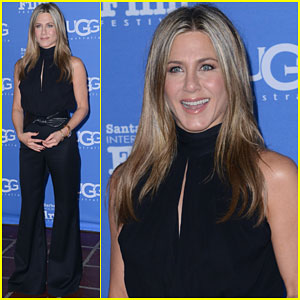 Jennifer Aniston Honored with the Montecito Award at the Santa Barbara Film Festival 2015