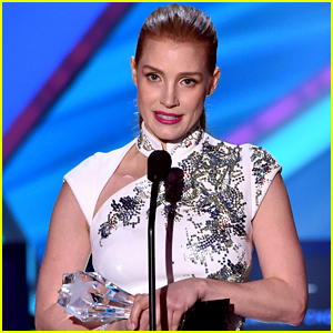 Jessica Chastain Gives Beautiful Speech on Diversity in Movies