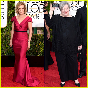 Jessica Lange & Kathy Bates Are All 'American' Nominees at Golden Globes 2015