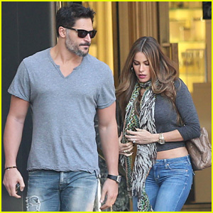 Joe Manganiello's Mom Praises His Fiancee Sofia Vergara: 'She's Very Nice to Everybody'
