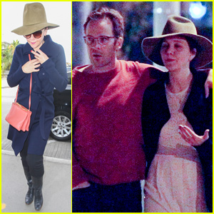 Maggie Gyllenhaal & Peter Sarsgaard Enjoy WeHo Date Night