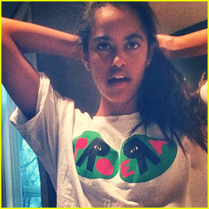 Rare Selfie of Malia Obama Surfaces Online - See It Here!