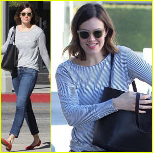 Mandy Moore Confides in Friends After Split from Ryan Adams