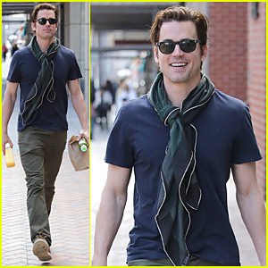 Matt Bomer Will Bring Montgomery Clift Back to Life in HBO Biopic
