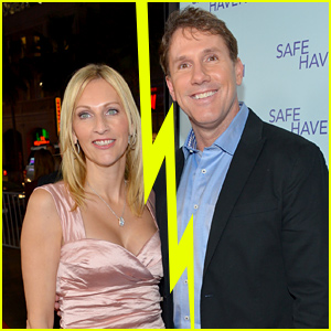 'The Notebook' Writer Nicholas Sparks & Wife Cathy Split After 25 Years of Marriage
