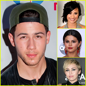 Nick Jonas Plays 'F--k, Marry, Kill' with Demi, Selena, & Miley!