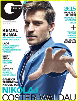 Game of Thrones' Nikolaj Coster-Waldau Reaches Out for His New 'GQ' Cover!