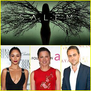 'Salem' Casts Cara Santana, Lucy Lawless & Stuart Townsend (JJ Exclusive)