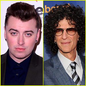 Sam Smith Responds Perfectly to Howard Stern's Awful Comments
