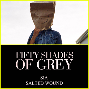 Sia Premieres Her 'Fifty Shades of Grey' Single, 'Salted Wound' - Full Song & Lyrics!