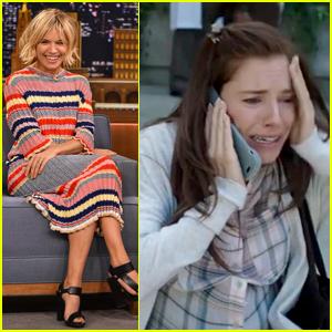 Sienna Miller Breaks Down in New 'American Sniper' TV Spot