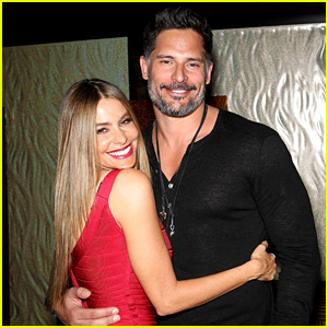 Newly Engaged Sofia Vergara & Joe Manganiello Celebrate NYE at Britney Spears Show in Vegas!