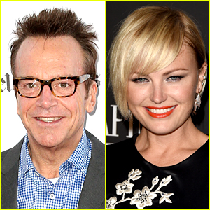 Tom Arnold Slams Malin Akerman's Ex-Husband, Calls Her 'an Inspiration'