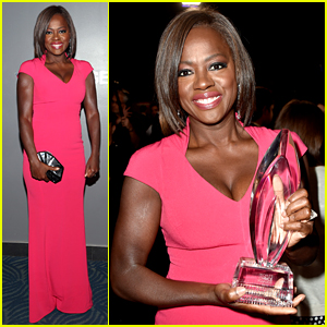 Viola Davis References Her 'Classic Beauty' in People's Choice Awards Speech