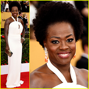 Viola Davis Is Simply Gorgeous at the SAG Awards 2015