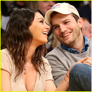 Ashton Kutcher Says Sex With Mila Kunis is 'Amazing'!