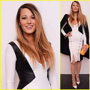 Blake Lively Makes Her First Official Appearance Since Giving Birth