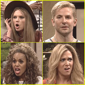 'SNL 40' Brings Back The Californians with Taylor Swift, Bradley Cooper & More - Watch Now!