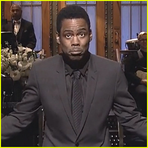 Chris Rock Honors Eddie Murphy at 'SNL 40' - Watch Now!