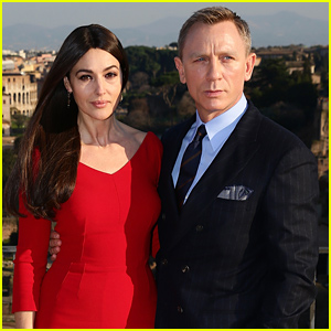 Daniel Craig Brings 'Spectre' to Rome After Injuries on Set