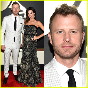 Dierks Bentley & Wife Cassidy Black Hit the Grammys Together