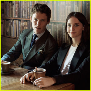Eddie Redmayne & Felicity Jones Faced Rejection Together For Many Years
