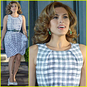 Eva Mendes Looks Amazing Five Months After Giving Birth