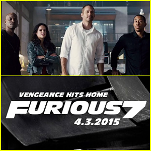 'Furious 7' New Trailer: Paul Walker Reunites with Vin Diesel - Watch Now!