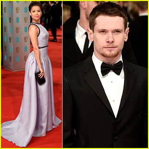 Gugu Mbatha-Raw & Jack O'Connell Are Rising Stars at the BAFTAs 2015