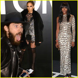 Jared Leto Photobombing Jennifer Lopez is the Funniest Thing You'll See All Night