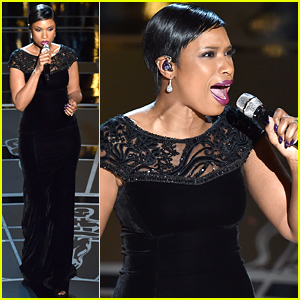 Jennifer Hudson's In Memoriam Oscars 2015 Performance Video - Watch Now