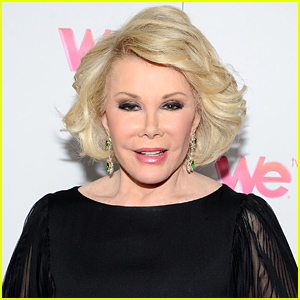 Joan Rivers Wins Posthumous Grammy